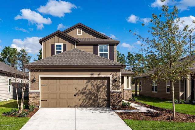 235 Fellbrook Dr, St Augustine, FL 32095 (MLS #1080110) :: The DJ & Lindsey Team