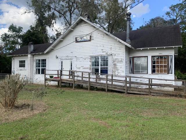 1729 Truman, Lawtey, FL 32058 (MLS #1080243) :: Berkshire Hathaway HomeServices Chaplin Williams Realty