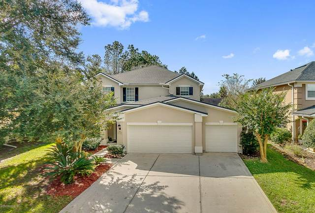 1162 Garrison Dr, St Augustine, FL 32092 (MLS #1080271) :: Ponte Vedra Club Realty