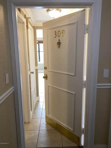 311 W Ashley St #309, Jacksonville, FL 32202 (MLS #1080276) :: CrossView Realty