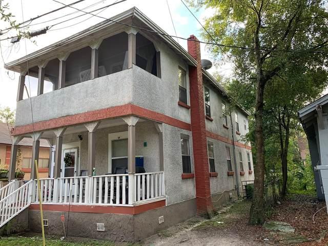 1530 Pasco St, Jacksonville, FL 32202 (MLS #1080311) :: CrossView Realty