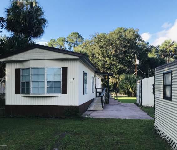 116 Ivey St, Satsuma, FL 32189 (MLS #1080322) :: Engel & Völkers Jacksonville