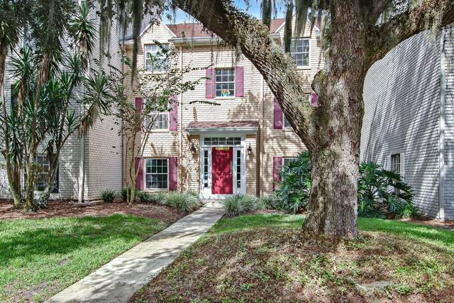 4307 Plaza Gate Ln S #101, Jacksonville, FL 32217 (MLS #1080394) :: Olson & Taylor | RE/MAX Unlimited