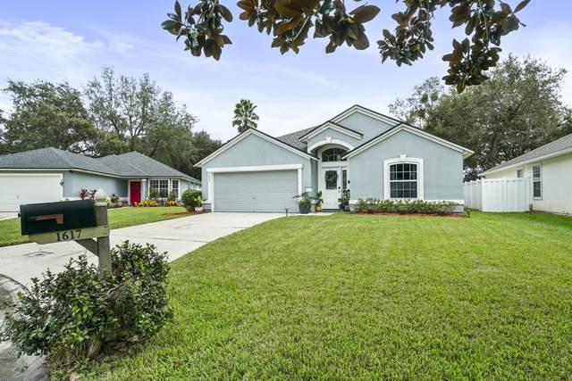 1617 Christine Ct, Jacksonville, FL 32259 (MLS #1080416) :: Homes By Sam & Tanya