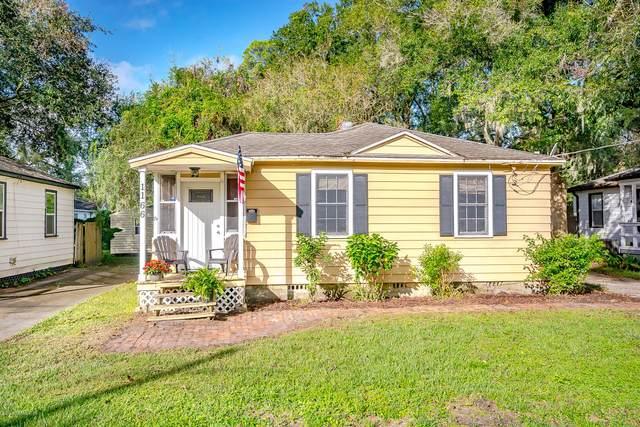 1166 Murray Dr, Jacksonville, FL 32205 (MLS #1080417) :: Ponte Vedra Club Realty