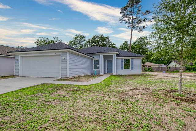 6081 Patriots Landing Ln, Jacksonville, FL 32244 (MLS #1080445) :: The Newcomer Group