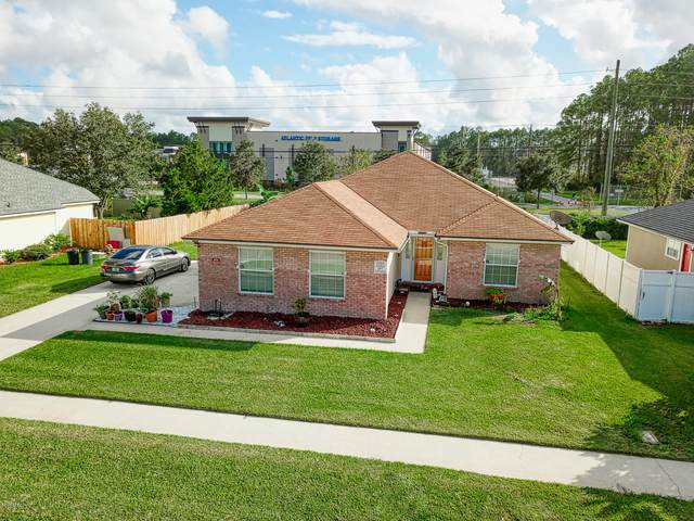 805 Southern Belle Dr E, Jacksonville, FL 32259 (MLS #1080473) :: The Impact Group with Momentum Realty