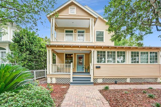 313 St George St + Duplex St, St Augustine, FL 32084 (MLS #1080499) :: Olson & Taylor | RE/MAX Unlimited