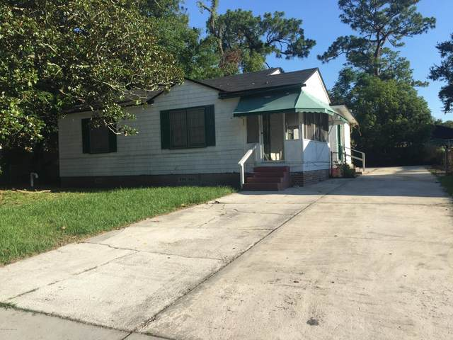 921 Ethan Allen St, Jacksonville, FL 32208 (MLS #1080526) :: The Hanley Home Team