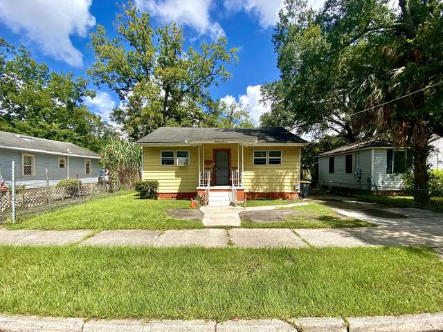 1311 W 31ST St, Jacksonville, FL 32209 (MLS #1080627) :: Olson & Taylor | RE/MAX Unlimited