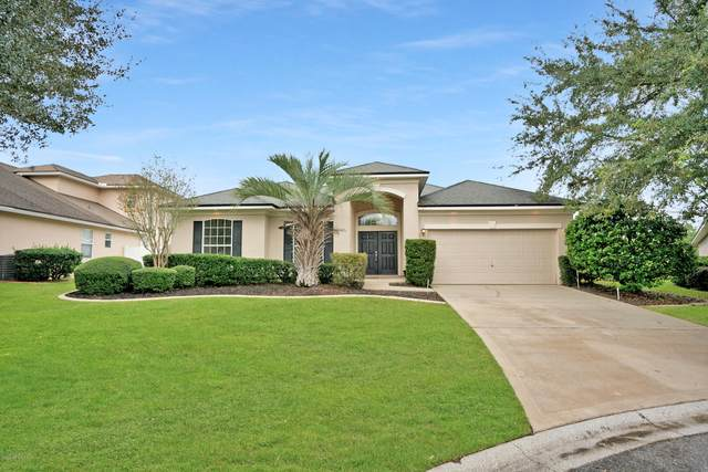 410 Bayridge Ct, Orange Park, FL 32065 (MLS #1080636) :: Berkshire Hathaway HomeServices Chaplin Williams Realty