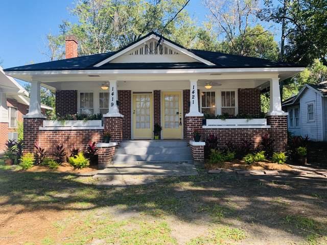 1419 Wolfe St, Jacksonville, FL 32205 (MLS #1080686) :: Berkshire Hathaway HomeServices Chaplin Williams Realty