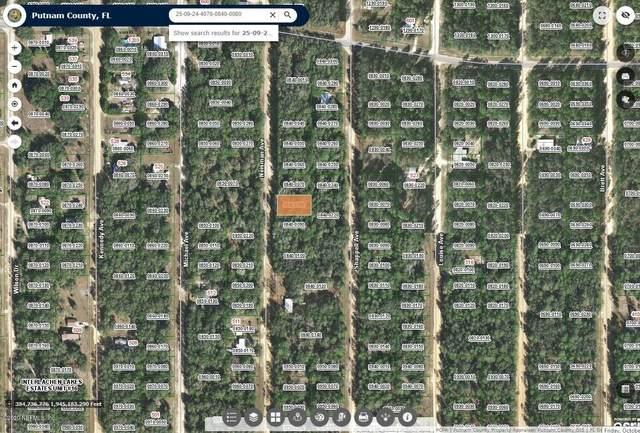 522 Neisman Ave, Interlachen, FL 32148 (MLS #1080701) :: Berkshire Hathaway HomeServices Chaplin Williams Realty