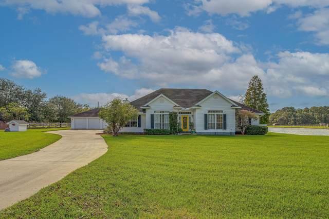 45274 Stratton Rd, Callahan, FL 32011 (MLS #1080723) :: Century 21 St Augustine Properties