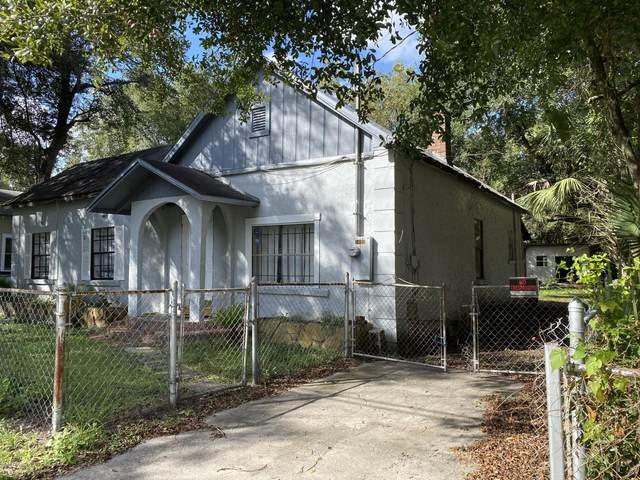 1433 E 12TH St, Jacksonville, FL 32206 (MLS #1080732) :: Berkshire Hathaway HomeServices Chaplin Williams Realty