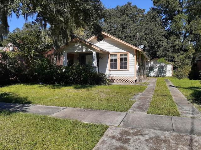 45 W 55TH St, Jacksonville, FL 32208 (MLS #1080762) :: The Perfect Place Team