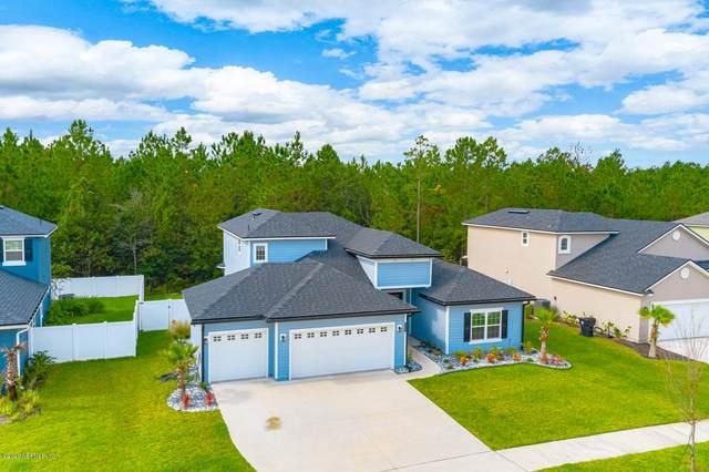 79437 Plummers Creek Dr, Yulee, FL 32097 (MLS #1080788) :: CrossView Realty
