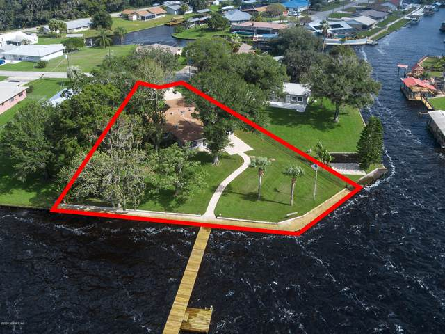 138 Cypress Dr, East Palatka, FL 32131 (MLS #1080790) :: The Perfect Place Team