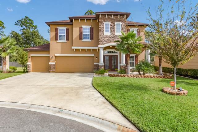 3985 Hammock Bluff Cir, Jacksonville, FL 32226 (MLS #1080877) :: Memory Hopkins Real Estate