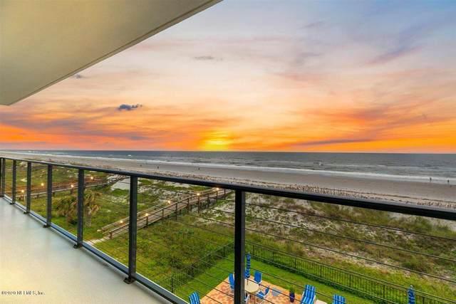 1951 Ocean Dr 4B, Jacksonville Beach, FL 32250 (MLS #1081032) :: Keller Williams Realty Atlantic Partners St. Augustine