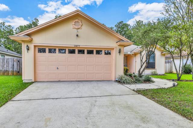 2477 Glade Springs Dr, Jacksonville, FL 32246 (MLS #1081068) :: The DJ & Lindsey Team
