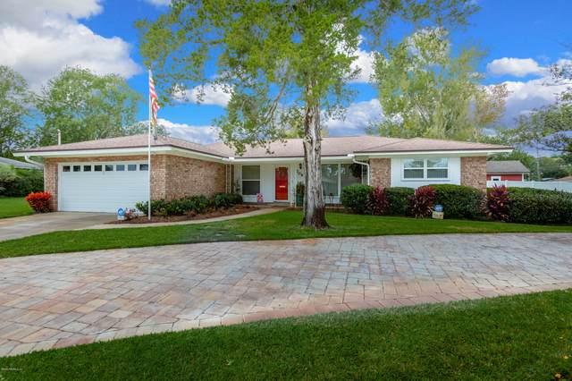 706 Montego Rd E, Jacksonville, FL 32216 (MLS #1081077) :: The Volen Group, Keller Williams Luxury International