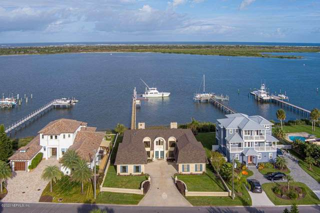 115 Inlet Dr, St Augustine, FL 32080 (MLS #1081091) :: Military Realty