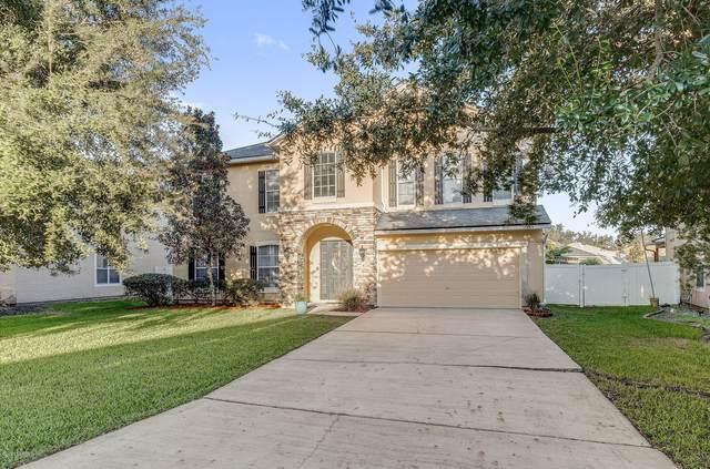 439 Hearthside Ct, Orange Park, FL 32065 (MLS #1081205) :: EXIT Real Estate Gallery