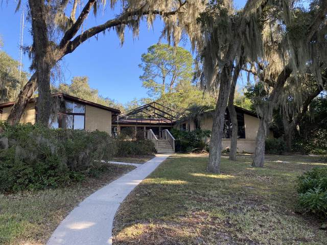 1425 S Lawrence Blvd, Keystone Heights, FL 32656 (MLS #1081290) :: 97Park