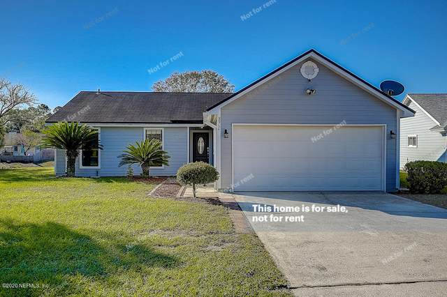 8864 Cherry Hill Dr, Jacksonville, FL 32221 (MLS #1081330) :: The Hanley Home Team
