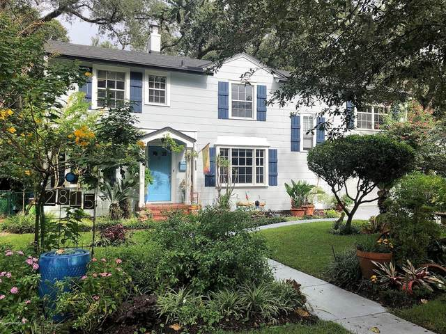 2815 Corinthian Ave, Jacksonville, FL 32210 (MLS #1081389) :: Homes By Sam & Tanya