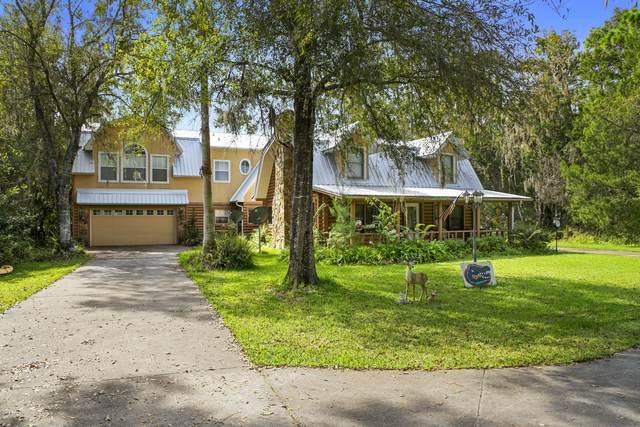 1500 Lake Disston Rd, Bunnell, FL 32110 (MLS #1081415) :: Homes By Sam & Tanya