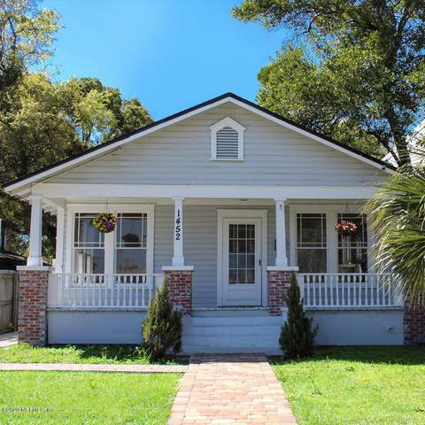 1452 Naldo Ave, Jacksonville, FL 32207 (MLS #1081424) :: Military Realty
