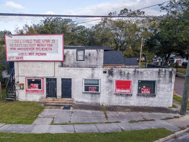 2905 Moncrief Rd, Jacksonville, FL 32209 (MLS #1081495) :: MavRealty