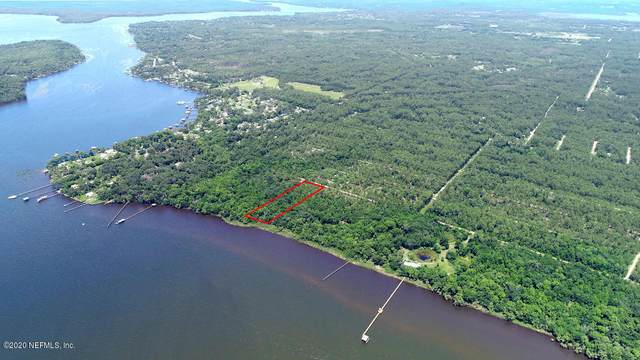 117 Atkins Rd, Georgetown, FL 32139 (MLS #1081543) :: The Perfect Place Team