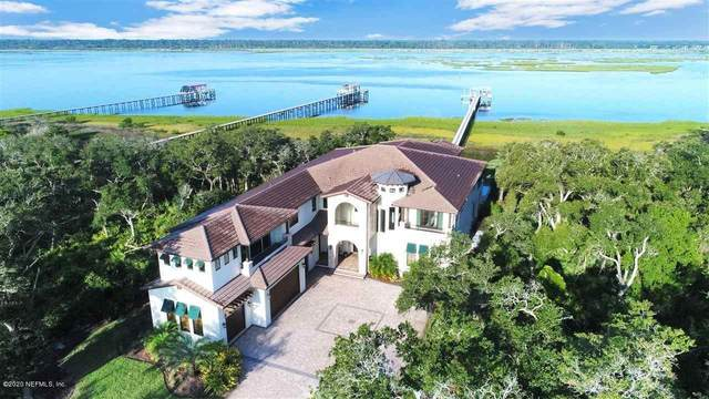 805 S Griffin Shores Dr, St Augustine, FL 32080 (MLS #1081577) :: Berkshire Hathaway HomeServices Chaplin Williams Realty