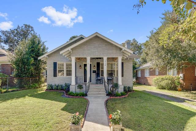 2734 Green St, Jacksonville, FL 32205 (MLS #1081601) :: Olson & Taylor   RE/MAX Unlimited