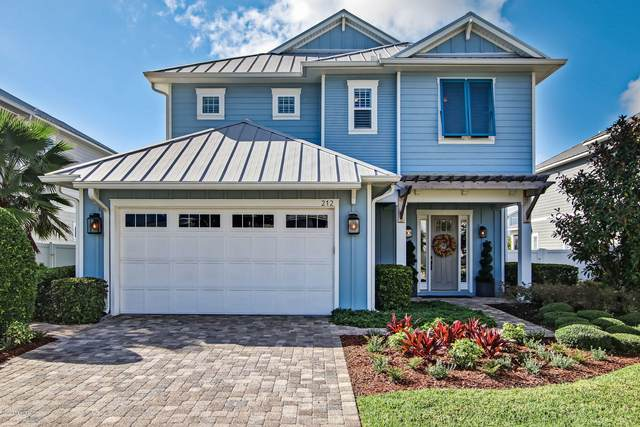 212 Ave C, Ponte Vedra Beach, FL 32082 (MLS #1081649) :: EXIT Real Estate Gallery