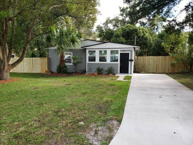 9806 Buncome Rd, Jacksonville, FL 32246 (MLS #1081698) :: The Newcomer Group