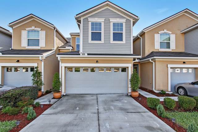 523 Ryker Way, Orange Park, FL 32065 (MLS #1081709) :: The Impact Group with Momentum Realty