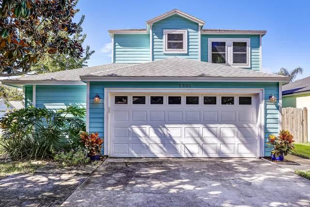 1325 Eastwind Dr, Jacksonville Beach, FL 32250 (MLS #1081800) :: MavRealty