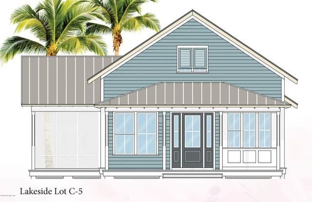 1535 Lakeview Ln, Fernandina Beach, FL 32034 (MLS #1081829) :: The Volen Group, Keller Williams Luxury International