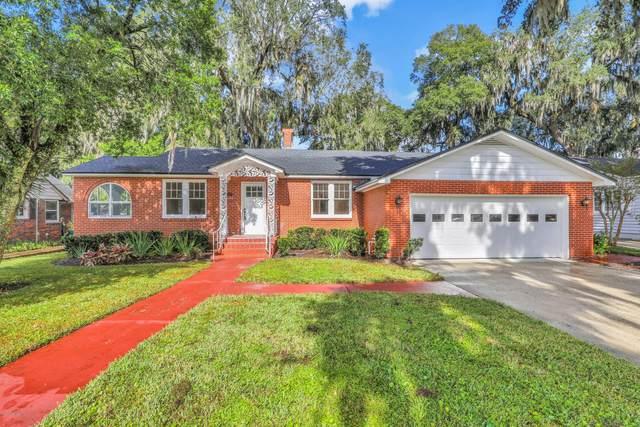 1225 Morvenwood Rd, Jacksonville, FL 32207 (MLS #1081850) :: The DJ & Lindsey Team