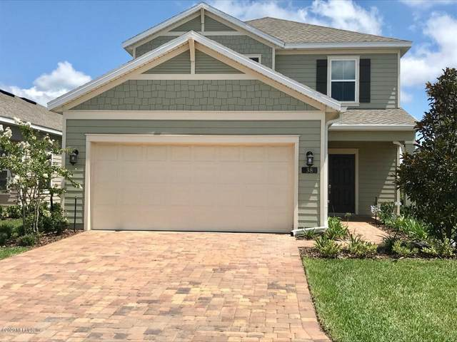 356 Clifton Bay Loop, St Johns, FL 32259 (MLS #1081852) :: The Volen Group, Keller Williams Luxury International
