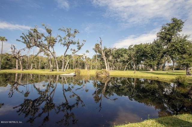 1134 Neck Rd, Ponte Vedra Beach, FL 32082 (MLS #1081895) :: The Volen Group, Keller Williams Luxury International