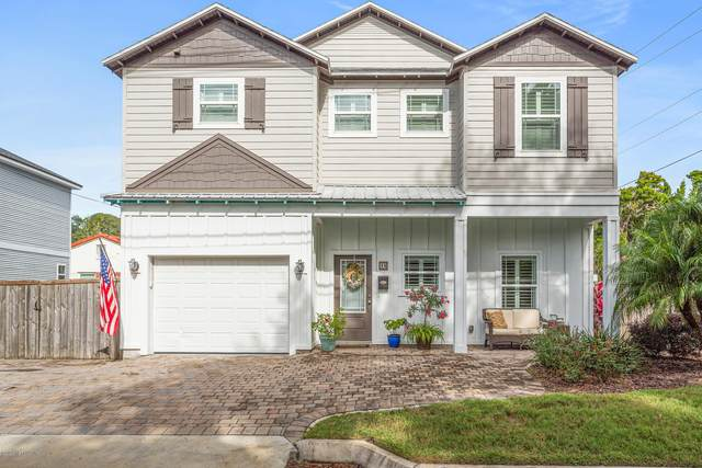 38 E San Carlos Ave, St Augustine, FL 32084 (MLS #1081901) :: EXIT Real Estate Gallery