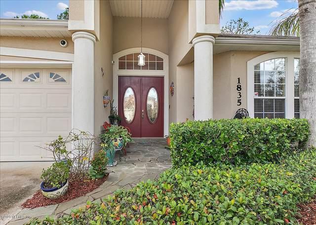 1835 Chatham Village Dr, Fleming Island, FL 32003 (MLS #1081935) :: EXIT Real Estate Gallery