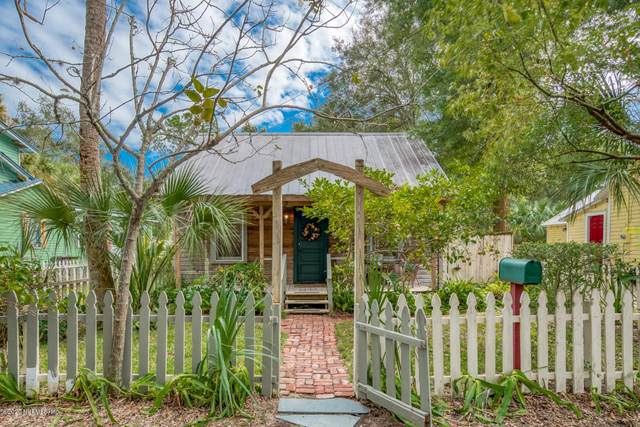 91 Lincoln St, St Augustine, FL 32084 (MLS #1082052) :: Military Realty