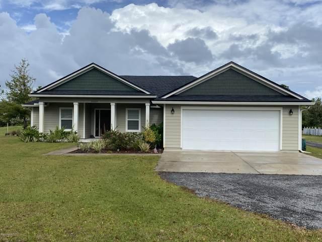 8085 Odis Yarborough Rd, Glen St. Mary, FL 32040 (MLS #1082108) :: Berkshire Hathaway HomeServices Chaplin Williams Realty
