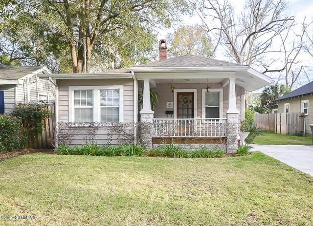 3322 Mayflower St, Jacksonville, FL 32205 (MLS #1082154) :: Berkshire Hathaway HomeServices Chaplin Williams Realty